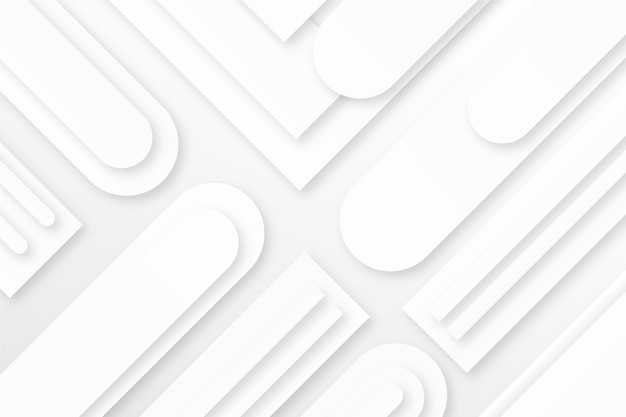 Papierstijl witte monochrome achtergrond style