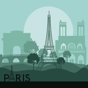 Parijs ontwerp