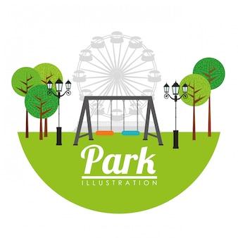 Park ontwerp
