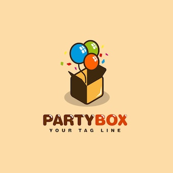 Partij logo ontwerp