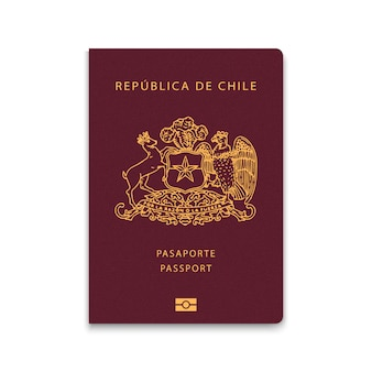 Paspoort van chili