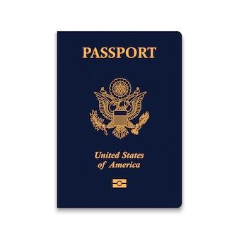 Paspoort van de verenigde staten