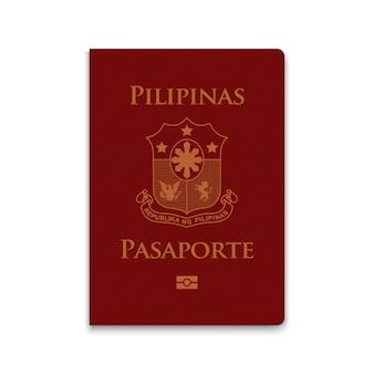 Paspoort van filippijnen