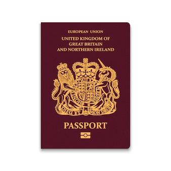 Paspoort van het verenigd koninkrijk