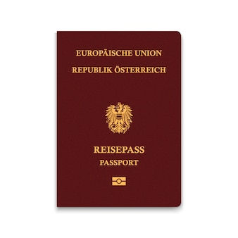 Paspoort van oostenrijk