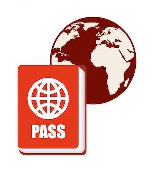 Paspoort wereld