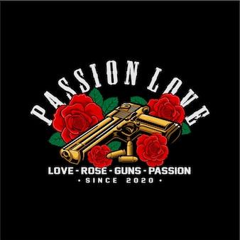 Passie liefde