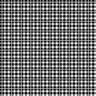 Pastel naadloze plaid patroon