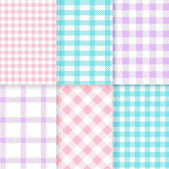 Pastel pastel patroon concept