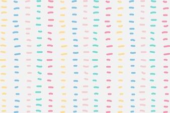Pastel patroon achtergrond