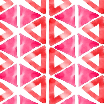 Pastel patroon aquarel achtergrond vector