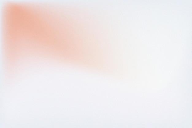 Pastel zachte perzik kleurovergang achtergrond wazig