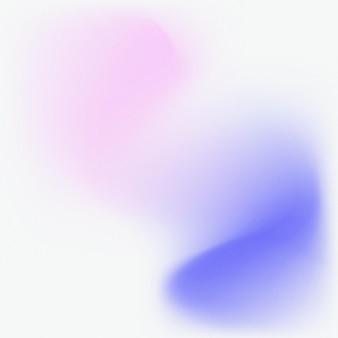 Pastelblauw roze gradiënt wazige achtergrond