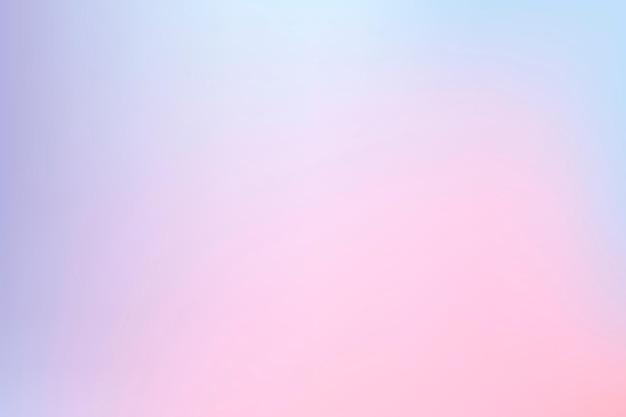 Pastelkleurige ombre-achtergrond in roze en paars