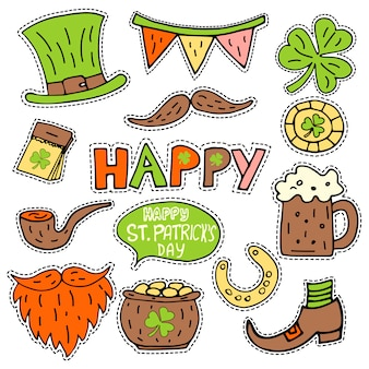Patchset - st. patrick's day.