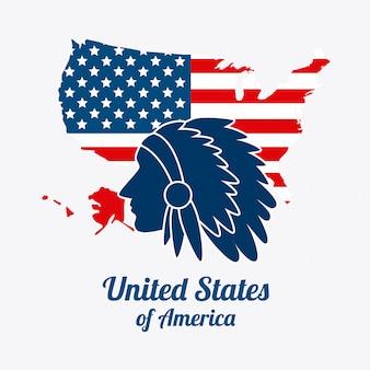 Patriottisme van de verenigde staten