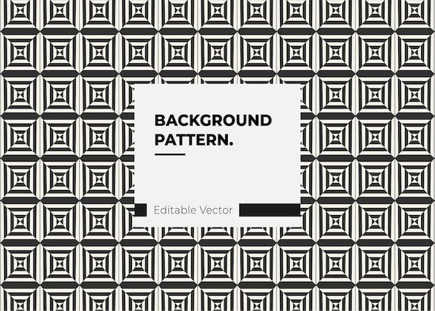 Patroon abstract moderne stijl lijn ontwerp