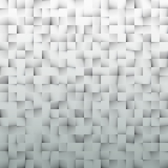 Patroon gemaakt van vierkanten