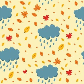 Patroon herfst