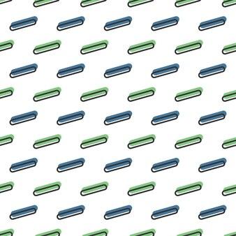 Patroon met geometrische lijnen, abstracte achtergrond in retro stijl van de jaren 80, 90. kleurrijke geometrische illustratie