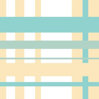 Patroon met pastel kleuren