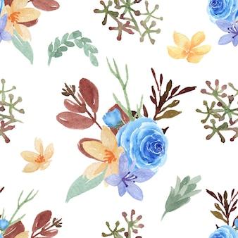 Patroon naadloze bloemen