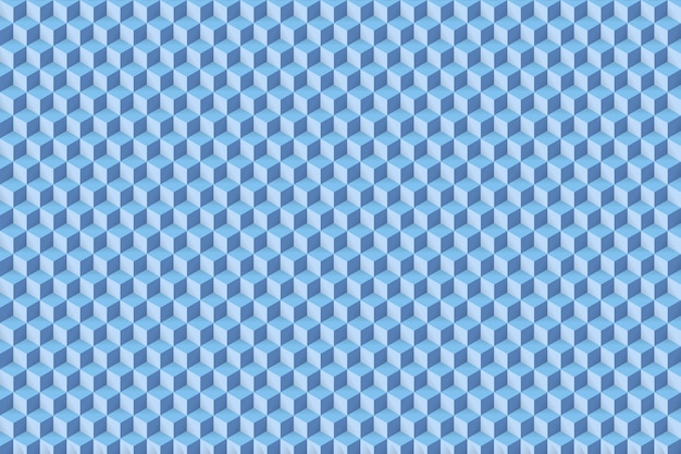 Patroon naadloze kubus abstracte achtergrond