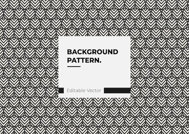 Patroon ontwerp abstract behang