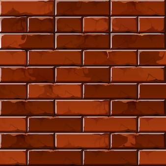Patroon van de achtergrond van de bakstenen muur