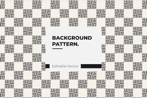 Patroon vector decoratieve lijn textuur moderne stijl ontwerpelement