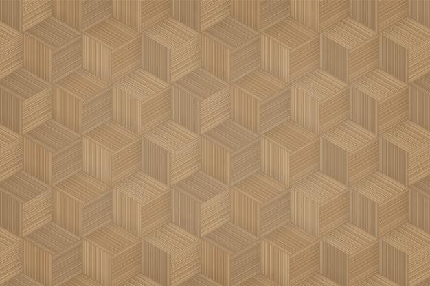 Patroonachtergrond van bamboevlechtwerk.