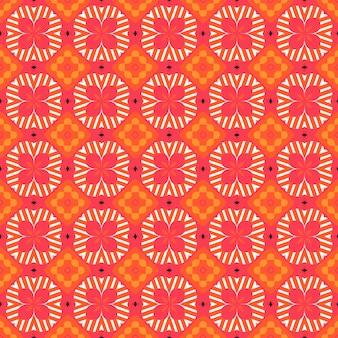 Patroonachtergrond voor afdrukken op papier