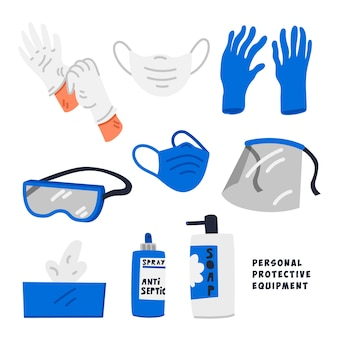 Pbm - persoonlijke beschermingsmiddelen