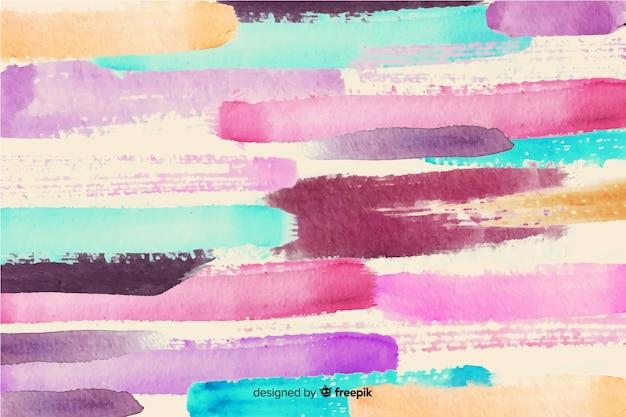 Penseelstreken abstracte achtergrond