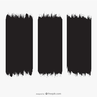 Penseelstreken textuur