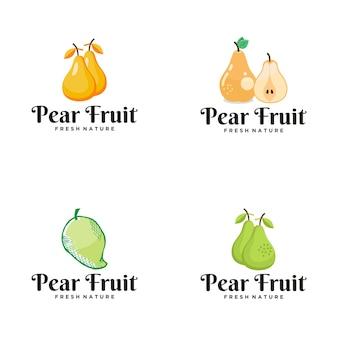 Peren fruit logo
