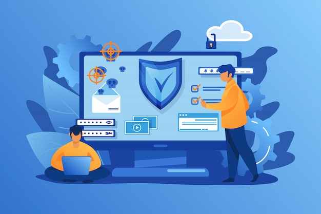 Persoonlijke digitale beveiliging