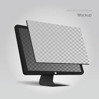 Persoonlijke professionele desktopcomputer, pc