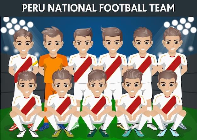 Peru nationaal voetbalteam