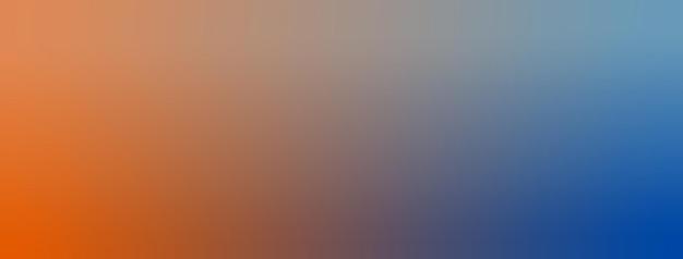 Perzik, blauw, gebrand oranje, blauw grijs gradiëntbehang vectorillustratie als achtergrond.