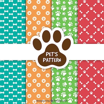 Pet patroon collectie
