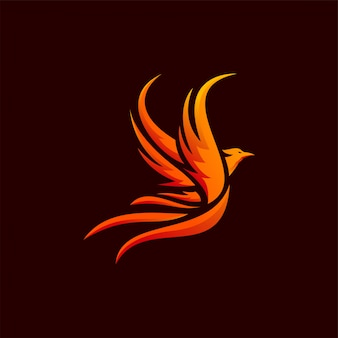 Phoenix logo ontwerp