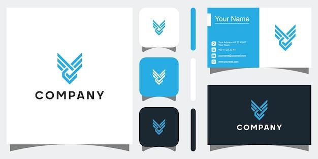 Phoenix vector logo ontwerp vector premium vector premium vector