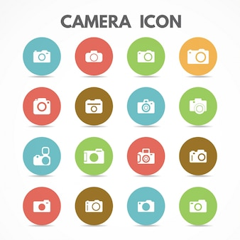 Photography pictogrammen