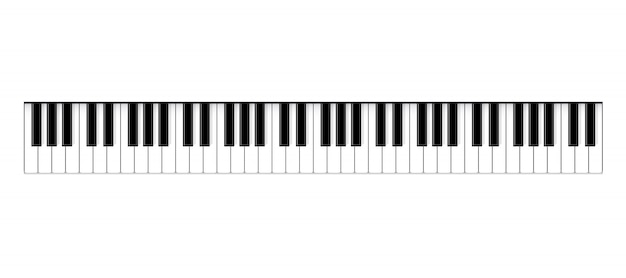 Piano toetsen