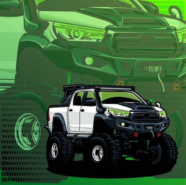 Pick-up 4x4