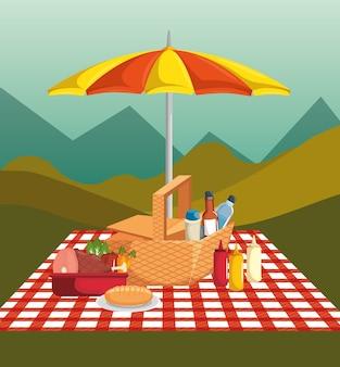 Picknicktijd