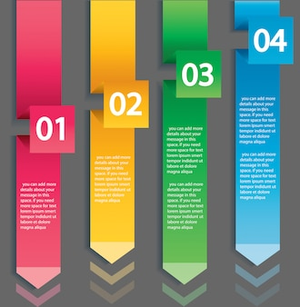 Pijl infographic concept