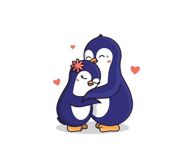 Pinguïns familie