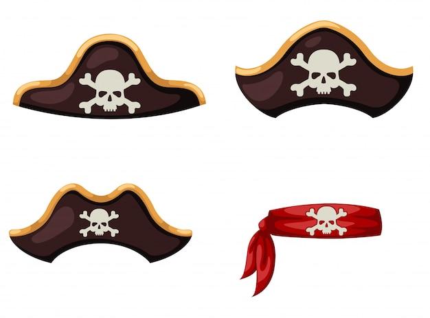 Piraat hoed